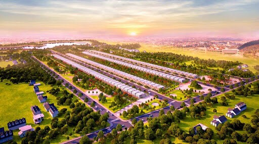 DỰ ÁN PHÚ MỸ FUTURE CITY – THÔNG TIN CHI TIẾT