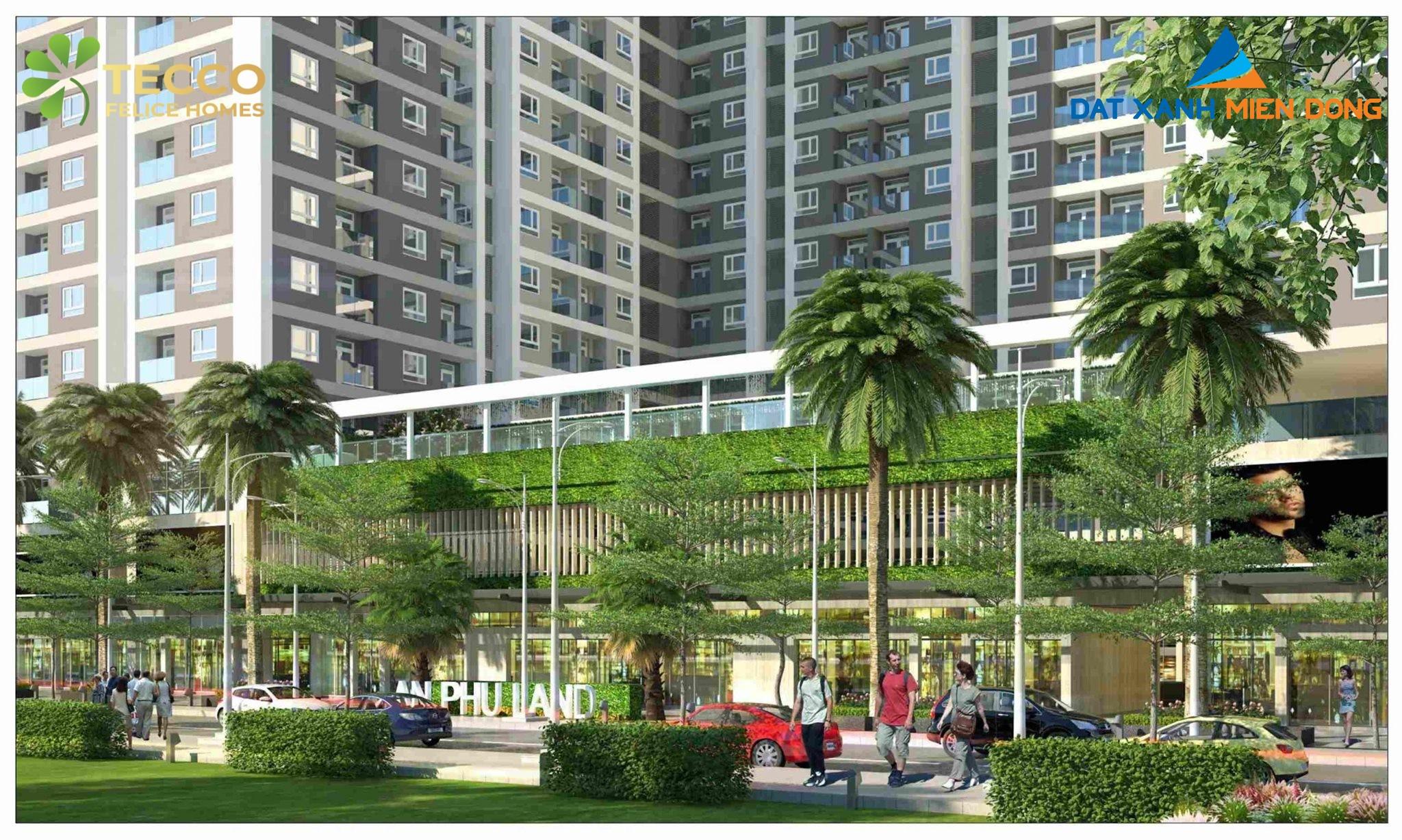 Căn Hộ Tecco Felice Homes Thuận An